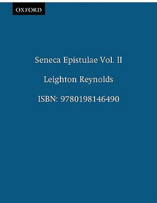 seneca moral essays volume 3 In moral essays, seneca (c 4-65 ce) expresses his stoic philosophy on providence, steadfastness, anger, forgiveness, consolation, the happy life, leisure, tranquility, the brevity of life, and gift-giving.