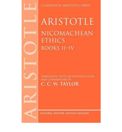 aristotles book the nicomachean ethics philosophy essay Nicomachean ethics by aristotle essay - an exposition of aristotelian virtues in his nicomachean ethics, aristotle explores virtues as necessary conditions for being happy a virtuous person is a person with a disposition toward virtuous actions and who derives pleasure from behaving virtuously.