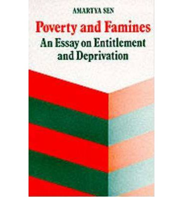 Poverty and Famines