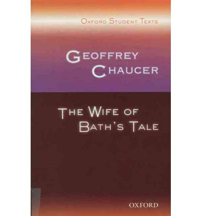 a literary analysis of wife of bath by geoffrey chaucer The canterbury tales by geoffrey chaucer free notes / literary analysis - the canterbury tales the wife of bath argues in favor of marriage and points.