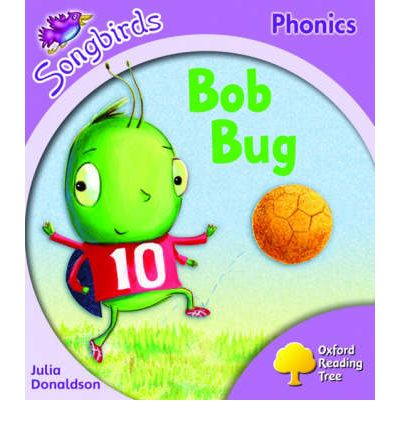 Oxford Reading Tree: Stage 1+: Songbirds Phonics: Pack (6 Books, 1 of Each Title)