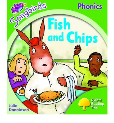 Oxford Reading Tree: Stage 2: Songbirds Phonics: Class Pack (36 Books, 6 of Each Title)