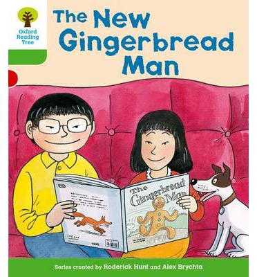 Oxford Reading Tree: Level 2 More A Decode and Develop the New Gingerbread Man
