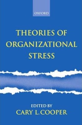 occupational stress theories Applying lazarus and folkman's theory of stress to occupational psychology will consider all elements that cause selection & stress in occupational.