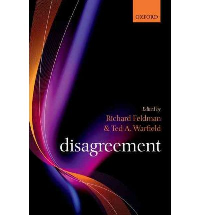 the epistemology of disagreement new essays Finally, the collection opens up new vistas for the epistemology of disagreement ernest sosa's essay connects themes from the disagreement literature with the.