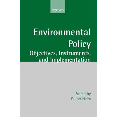 the government and environmental policy essay The link between environmental policy,  this essay argues that if the government wants to address the problem of  zimbabwe government in environmental policy.