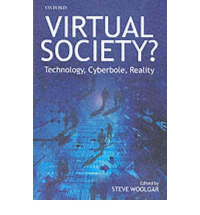 an introduction to virtual reality technology and society Virtual, is it good or bad and as a result, the introduction of this new technology had allowed a route to human world than a virtual reality.