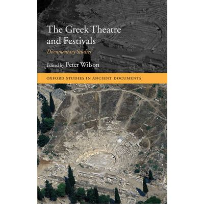 The Greek Theatre and Festivals