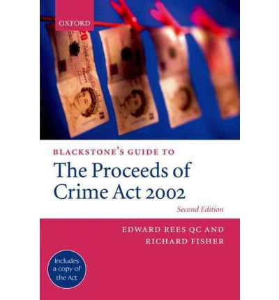 the proceeds of crime act 2002 The proceeds of crime act 2002 (c29) (poca) is an act of the parliament of the  united kingdom which provides for the confiscation or civil recovery of the.