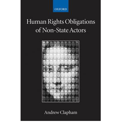 non state actors in international security Non-state actors seem to be wielding ever more influence on global  as social  issues rather than simply matters of security, the approach to.