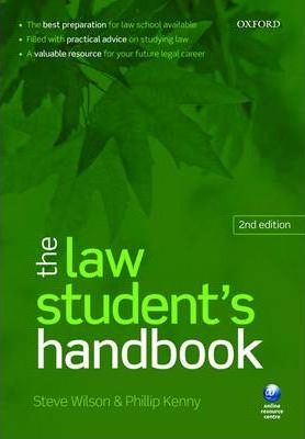 The Law Student's Handbook