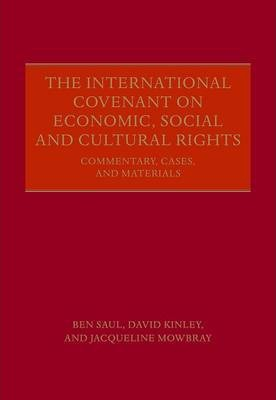 the international covenant on economic social Under articles 16 and 17 of the international covenant on economic, social and cultural rights, and its general comments 6.