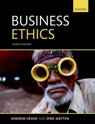 Business Ethics Book Pdf
