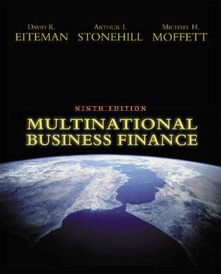 multinational business finance To find more books about multinational business finance eiteman, you can use related keywords : foundations of multinational financial management pdf, foundations of.