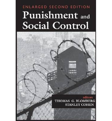 crime social control Deviance is any behavior that violates social norms, and is usually of  children  who lack this self‐control, then, may grow up to commit crimes and other.