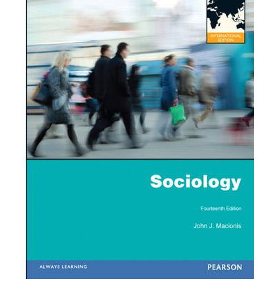For Sociology by John J. Macionis (2014, Print, Other)