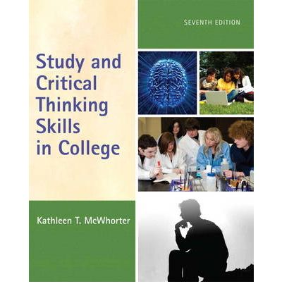 Critical thinking and study skills answers