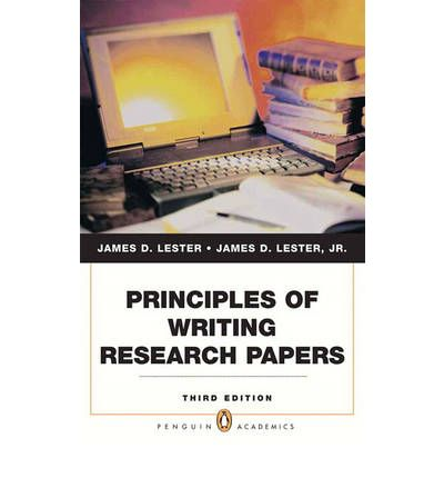Concise guide to writing research papers