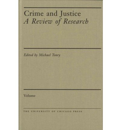 Crime and Justice: v.39