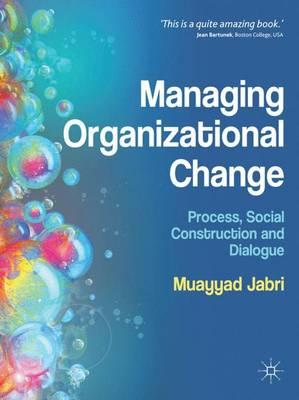 managing organizational change Part 1 organization, finance, and management chapter 53 small business/self-employed section 1 managing organizational change.