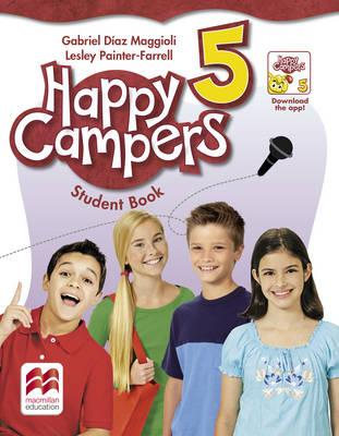 Happy Campers Level 5 Student S Book/Language Lodge PDF Download