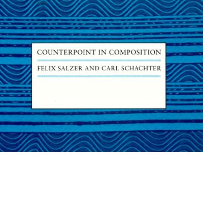 The leading voice in of composition study counterpoint pdf