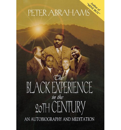 The blacks by peter abrahams essay
