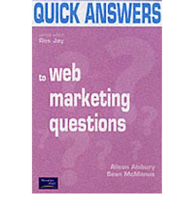 Quick Answers to Key Web Marketing Questions