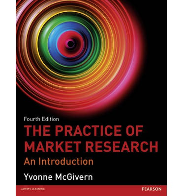 Introduction of market research