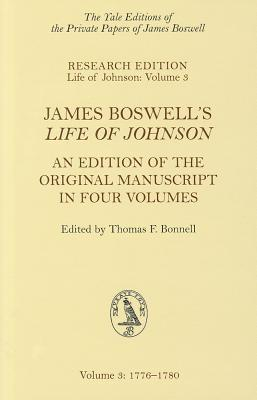 James Boswell's Life of Johnson, Volume 3