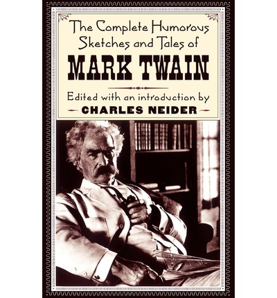 humorous essays by mark twain David letterman was never known as a particularly political comedian, preferring  a detached irony-drenched tone that favored the surreal and.