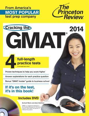 Cracking the GMAT 2014
