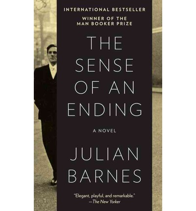 """an analysis of the two parts of the sense of an ending by julian barnes Reading fiction makes me lose all sense of self a book """"splits us into two parts as we read,"""" for """"the state of the sense of an ending by julian barnes."""
