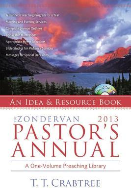 Zondervan Pastor's Annual 2013 : An Idea and Resource Book