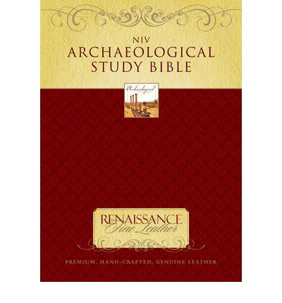 Archaeological Study Bible-NIV