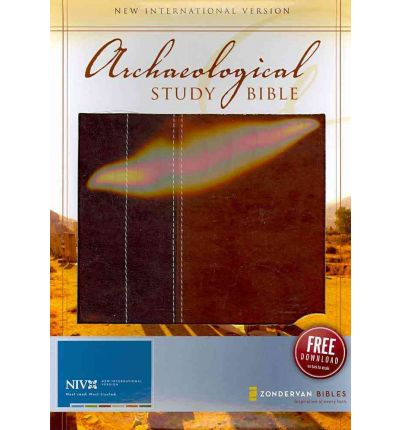 NIV Archaeological Study Bible by Walter C. Kaiser Jr ...