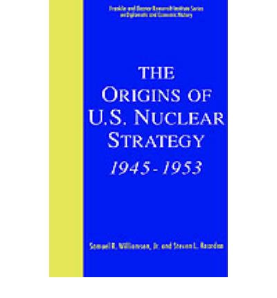 "the origin of strategy The official website for the us strategic command  ""the meaning of strategy  part i: the origin story"" texas national security review, vol 1, iss 1 (dec,."