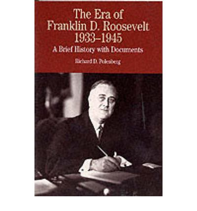 Life Portrait of Franklin D. Roosevelt