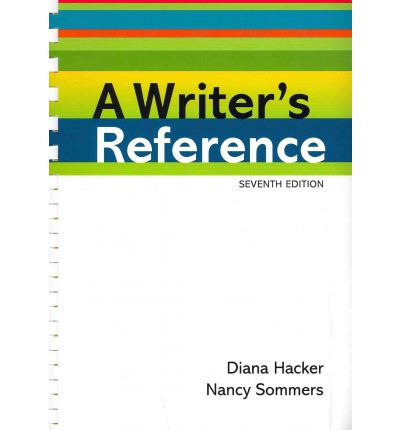Writer's Reference 7e & Writing about Literature