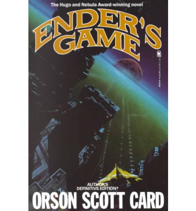 enders game by orson scott card essay Complete summary of orson scott card's ender's game enotes plot summaries  cover all the significant action of ender's game.