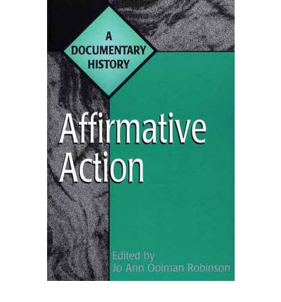 a description of affirmative action as discrimination Affirmative action fact sheet facts on executive action: creating economic opportunity and security for all americans facts about the ofccp programs a ofccp mission description failure to comply with the non-discrimination or affirmative action provisions is a violation of the.