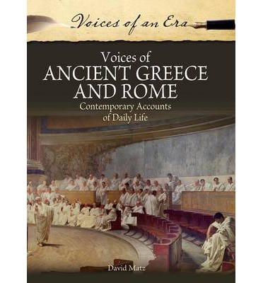 Voices of Ancient Greece and Rome