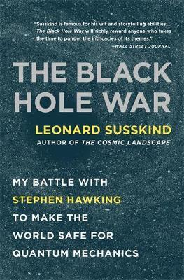 The Black Hole War