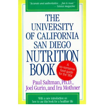 The University of California San Diego Nutrition Book