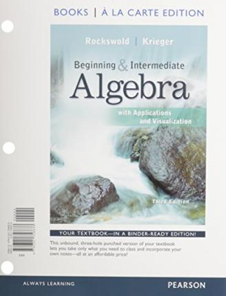 Algebra free books ultimate classics library on the app store free ebooks english beginning and intermediate algebra with applications visualization books a la carte edition epub fandeluxe Choice Image
