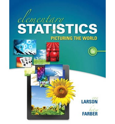 Elementary Statistics: Picturing the World 5th Edition