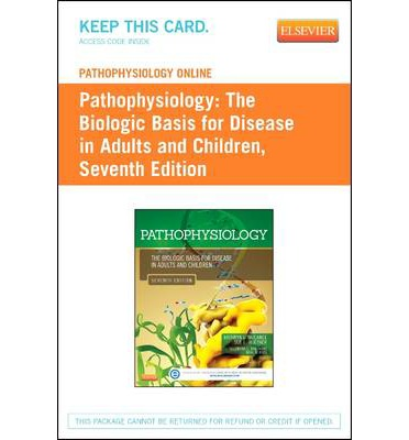 Pathophysiology Online for Pathophysiology