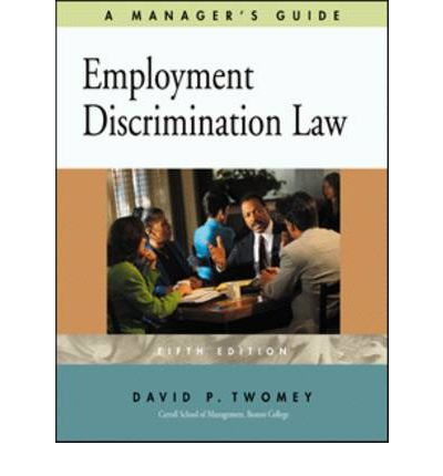 discrimination laws an analysis To view full analysis, take a free trial or subscribe   specific disabilities and related laws +  pay discrimination charges .