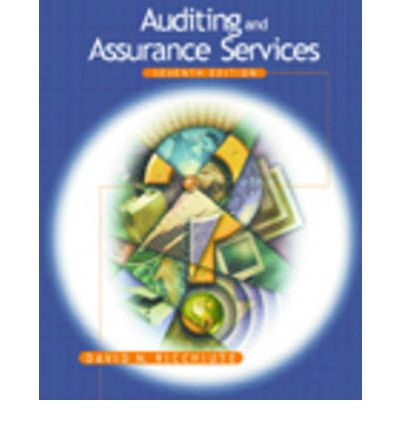 auditing and assurance services chapter 1 Auditing is a scientific process whereby the auditor tries to establish correspondence between the information and the established criteria the established criteria would depend upon the nature and type of audit as well as the scope of the auditor's duties.