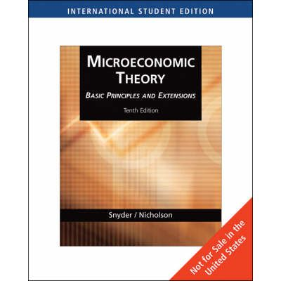 the microeconomic picture of the us Economic theories macro and micro economics macro economics may be defined as that branch of economic analysis which studies the behaviour of not one particular unit, but of all the units combined together.